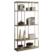 "Meade 72"" Etagere Bookcase"