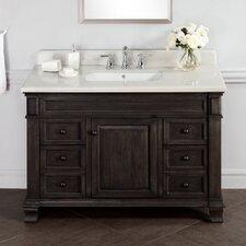 Kingsley 48 Single Bathroom Vanity Set by Lanza
