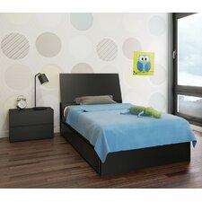 Britt Platform Bed with Storage