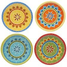 """Valencia 6.25"""" Canape Plate (Set of 4)"""