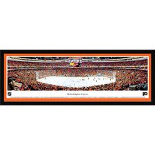 NHL Philadelphia Flyers by James Blakeway Framed Photographic Print