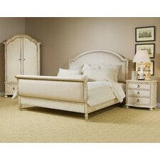 Mariana 3 Drawer Bachelor's Chest in Distressed Ivory by One Allium Way