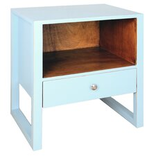 Edith 1 Drawer End Table by Porthos Home
