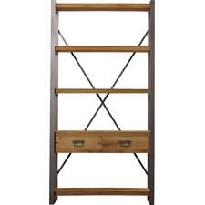 """August 77"""" Etagere Bookcase"""