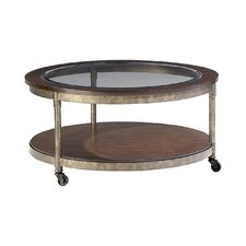 Brookside Coffee Table by 17 Stories