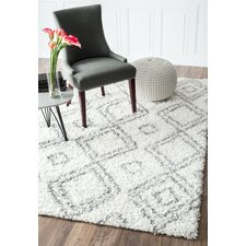 Baxley Manning White Area Rug