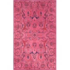 Remade Kimberly Overdyed Style Area Rug