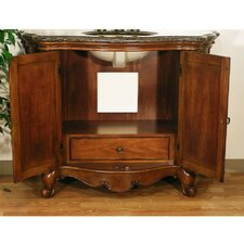 47 Azores Sink Chest Vanity Set by Legion Furniture