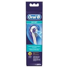 4er Pack Ersatzdüsen Oral-B OxyJet für Oral-B Mundduschen