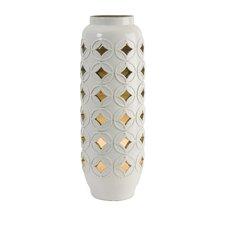 Calvinia Cutwork Decorative Urn