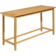 Dartmoor Long Bar Table