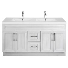 Classic 60 Double Vanity Set by Cutler Kitchen & Bath