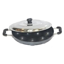 Non-Stick Specialty Pan with Lid