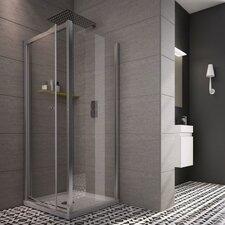 Worcester Rectangular Pivot Door Shower Enclosure