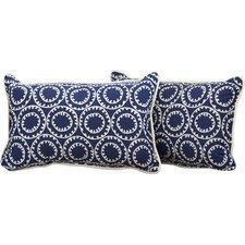 Springfield Outdoor Lumbar Pillow (Set of 2)