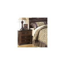 Gabriela 2 Drawer Nightstand by Signature Design by Ashley