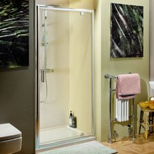 185cm x 84.5cm Pivot Shower Door