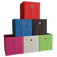Boxas Foldable and Storage Fabric Basket (Set of 3)