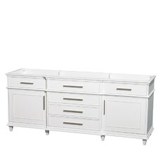 Berkeley Double Vanity Base by Wyndham Collection