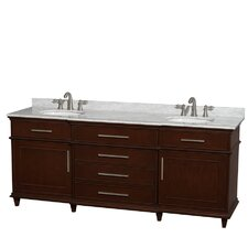 Berkeley Double Vanity Set by Wyndham Collection