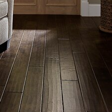 "Townley 5"" Engineered Kupay Hardwood Flooring in Dark"