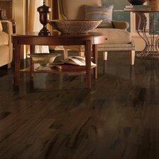 "Global Exotics 3-1/2"" Engineered Exotic Hardwood Flooring in Tigerwood Brazilian Taupe"