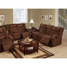 Mason Reclining Sofa And Loveseat