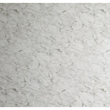 100cm x 240cm Tile in White Cara Marble Gloss