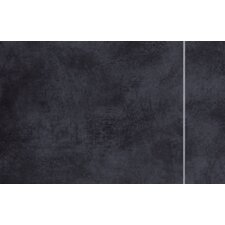 25cm x 120cm Tile in Midnight Black