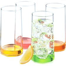 Cabos 15.9 Oz. Citrus Cooler Glass (Set of 4)