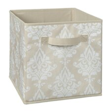 Cubeicals Damask Fabric Drawers