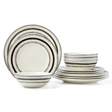 Around the Table 12 Piece Dinnerware Set, Service for 4