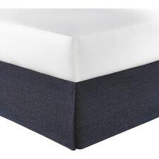 Seaward Denim Bed Skirt