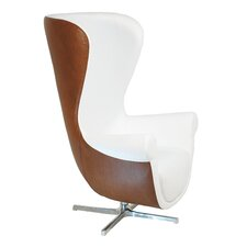 Martin Lounge Chair by Oak Idea Imports