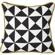 Little Geometry Cotton Throw Pillow