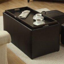 Marla 3 Piece Storage Ottoman Set