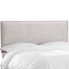 Speight Nail Button Upholstered Panel Headboard