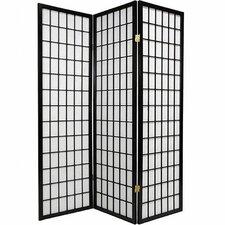 "Triana 70"" x 51"" Gia 3 Panel Room Divider"