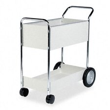 Steel File Cart