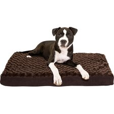 Ultra Plush Deluxe Ortho Pet Bed