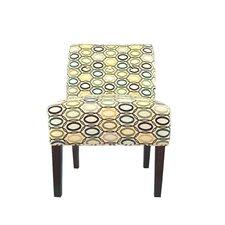 Samantha Button Tufted Coll-Vera Slipper Chair by MJL Furniture