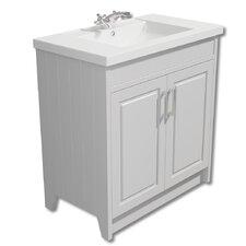 79cm Single Basin Vanity Unit