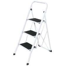 1.05m Steel Step Ladder
