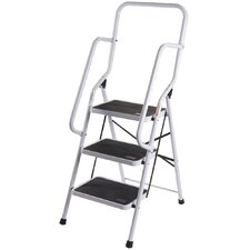 4.4ft Steel Step Ladder