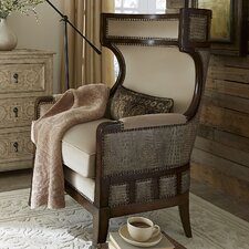 Bedgood Wing back Chair by Rosalind Wheeler