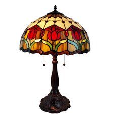 "Tulips 24"" Table Lamp"