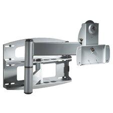 "Flat Panel Articulating Arm/Tilt Wall Mount for 37"" - 60"" Plasma/LCD"