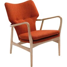 Lucas Lounge Chair by Omax Decor