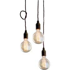 40W Yellow E27/Medium Incandescent Light Bulb