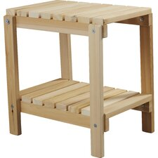 John End Table by Beachcrest Home